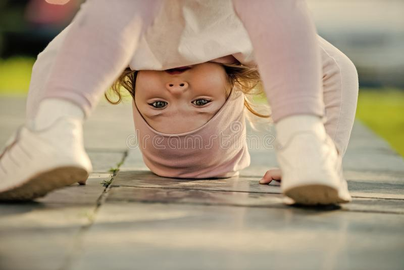 Infância, recreio, estilo de vida Atividade, conceito da energia foto de stock royalty free