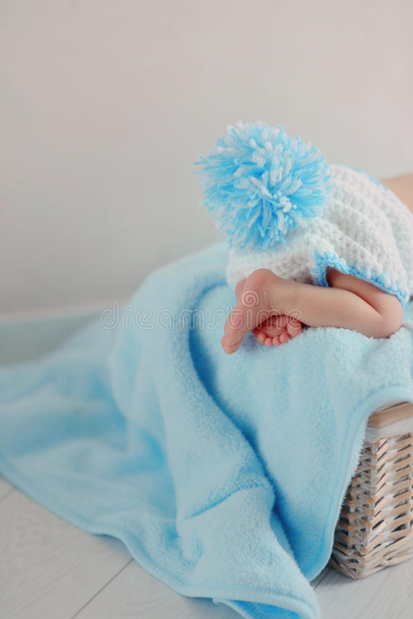 Download Infant sleeps stock image. Image of cheerful, close, serene - 38759833