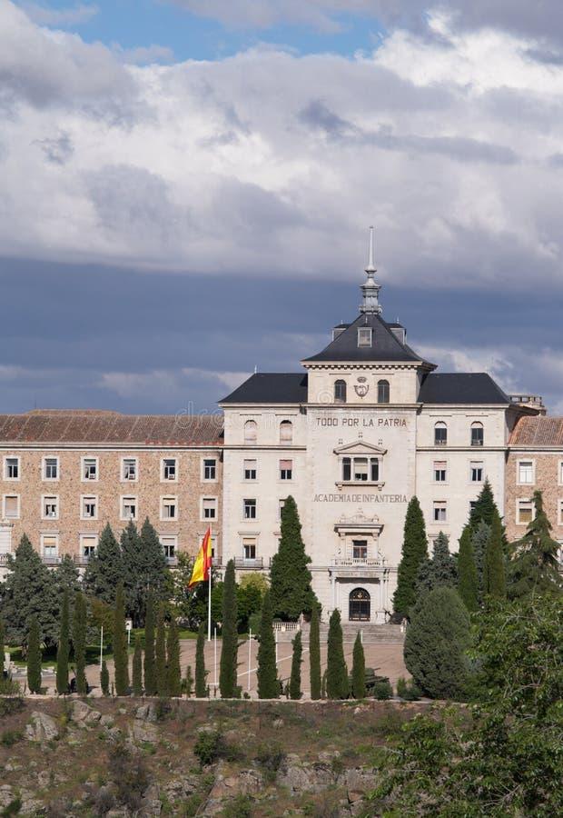 Académie d infanterie, Toledo, Espagne