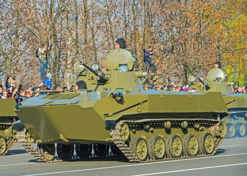Infanterie het vechten voertuig royalty-vrije stock fotografie