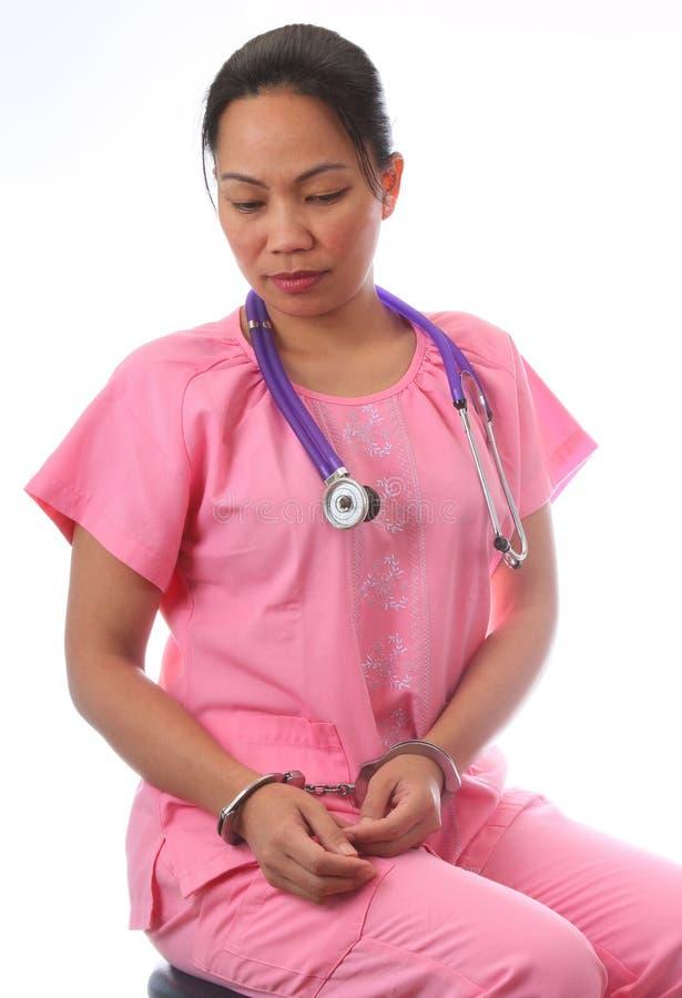 infermiera immagini stock libere da diritti