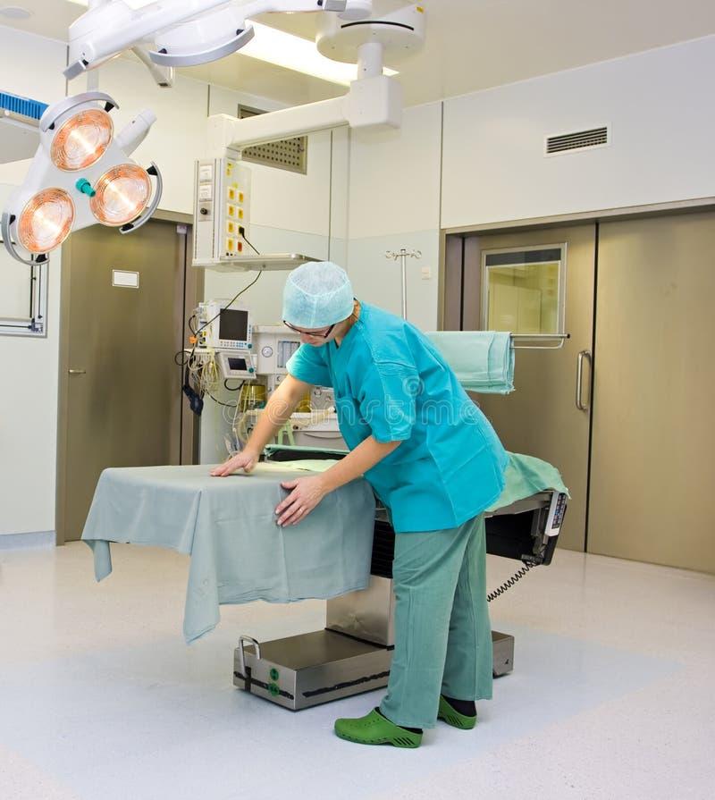 infermiera fotografia stock