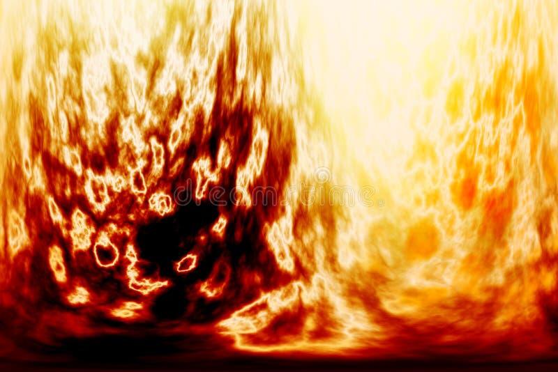 inferno vektor illustrationer