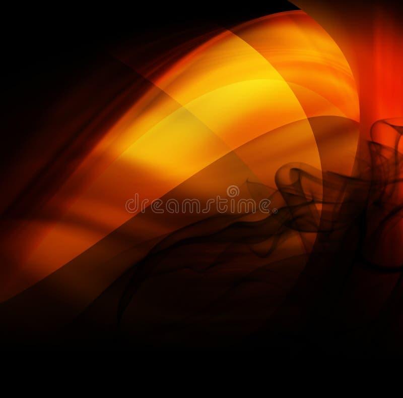 Inferno stock illustration
