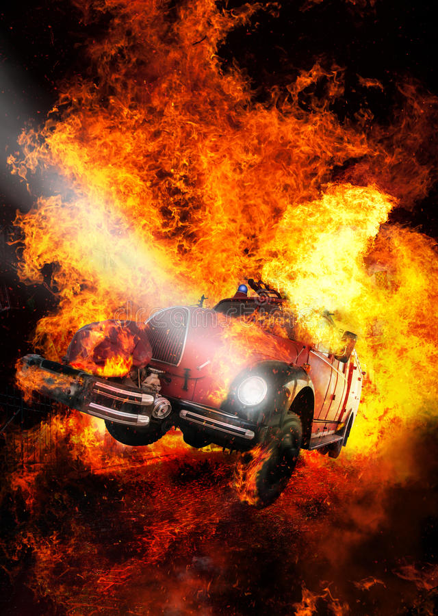 Download Inferno stock photo. Image of firetruck, housefire, light - 29030322