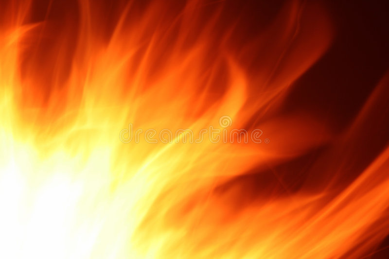 Inferno royalty free stock photography