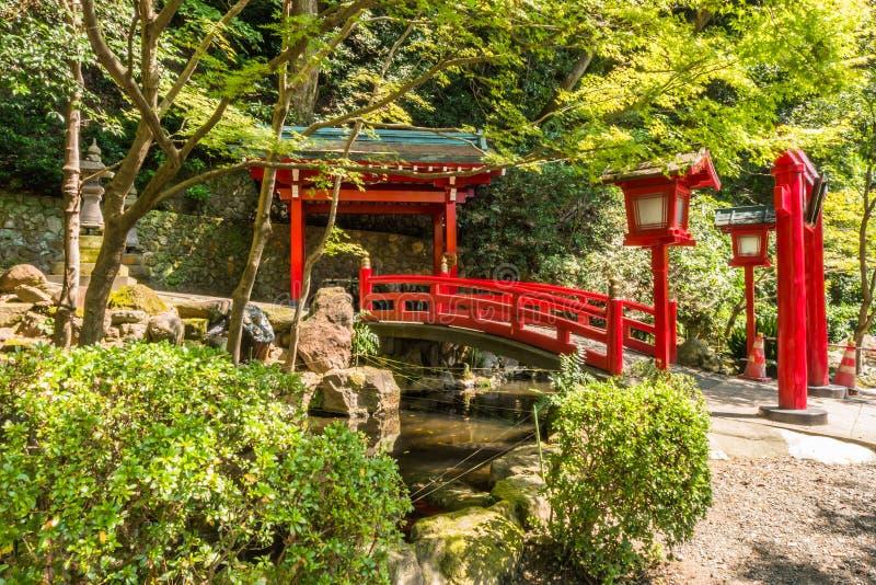 Infierno de Umi Jigoku o del mar en Beppu, Oita, Japón fotos de archivo libres de regalías