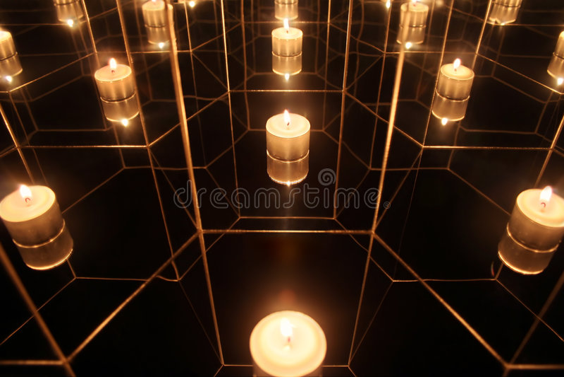 Infinite Flame royalty free stock photo