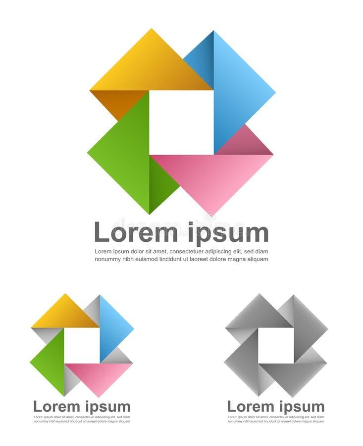 Infinite loop icon stock illustration