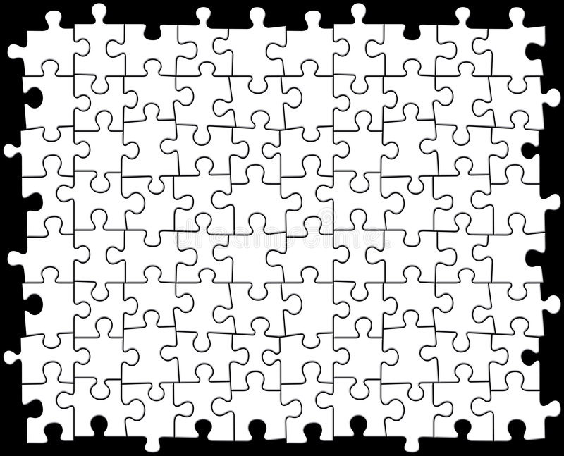 Download Infinite Puzzle (endless) Royalty Free Stock Photography - Image: 1693887