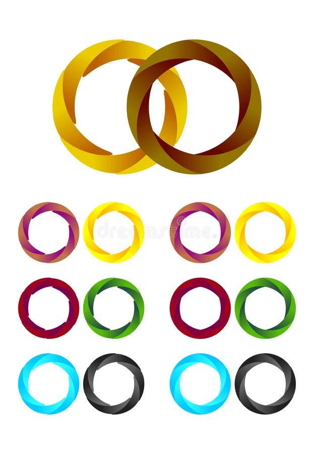 Download Infinite Ribbon Vector Design Logo Template. Stock Images - Image: 29069554