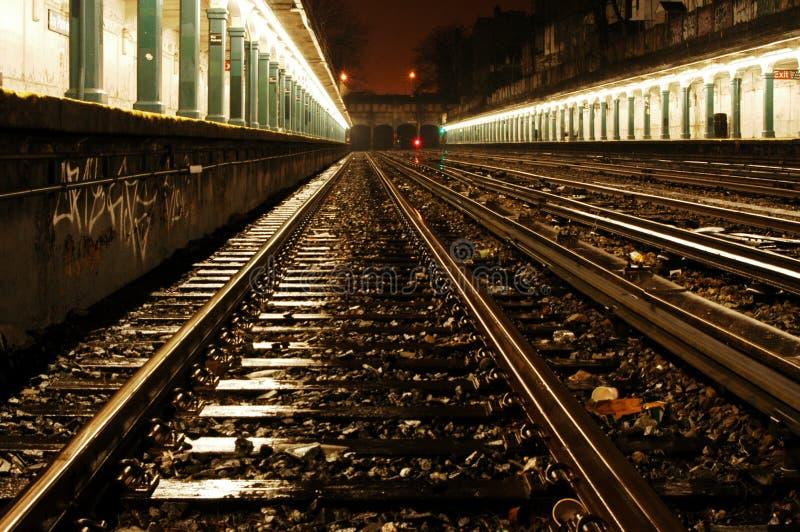 Infinite tracks stock photos