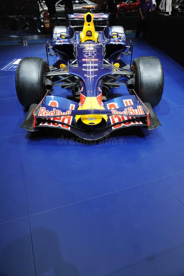 Infiniti f1 racing car