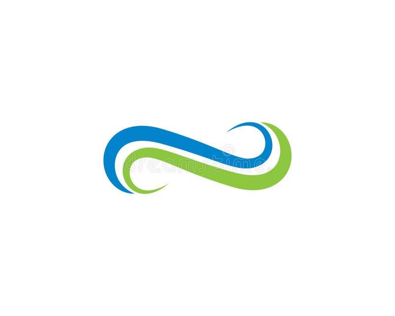 Infinito Logo Template libre illustration
