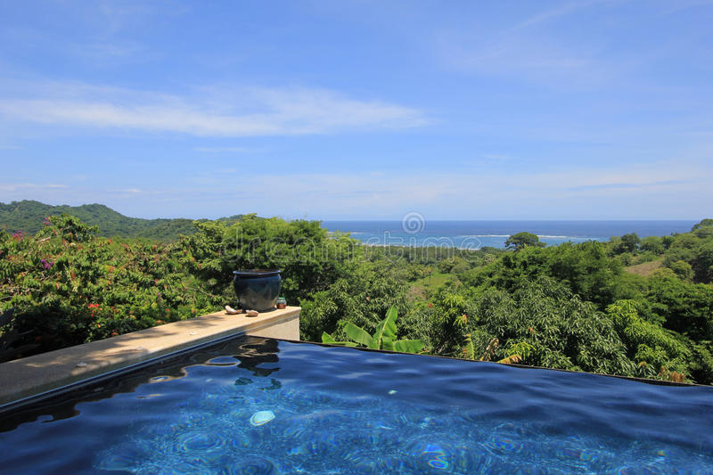 infinity pool house. Interesting House Download Infinity Pool Of A Luxury House With View The Rainforest And  Beach Costa In