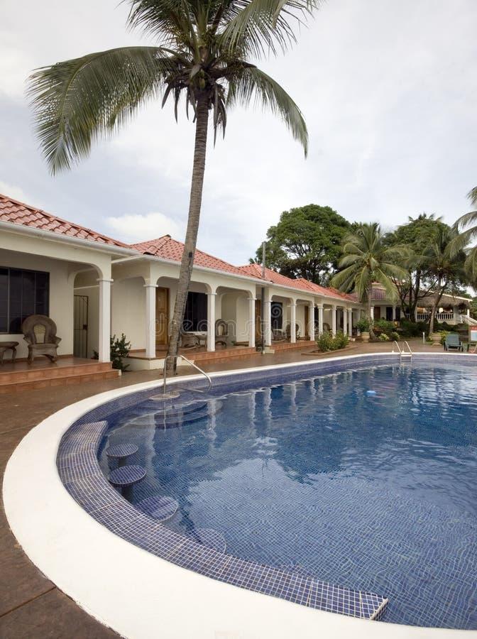 Download Infinity Swimming Pool Nicaragua Stock Image - Image: 3792033