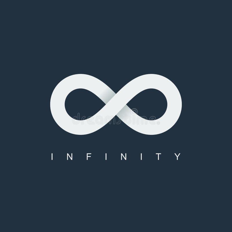 Infinity Symbol Stock Vector Illustration Of Emblem 99494403