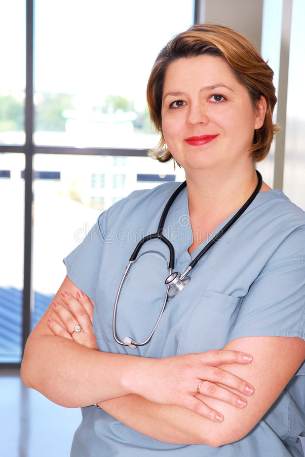 Infirmière photos libres de droits