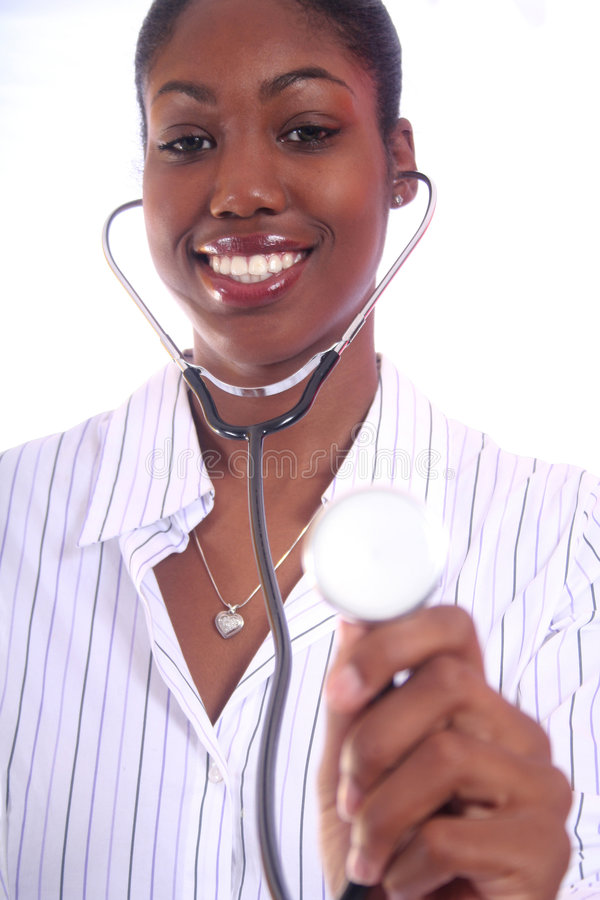 - Infirmière - docteur médical images stock