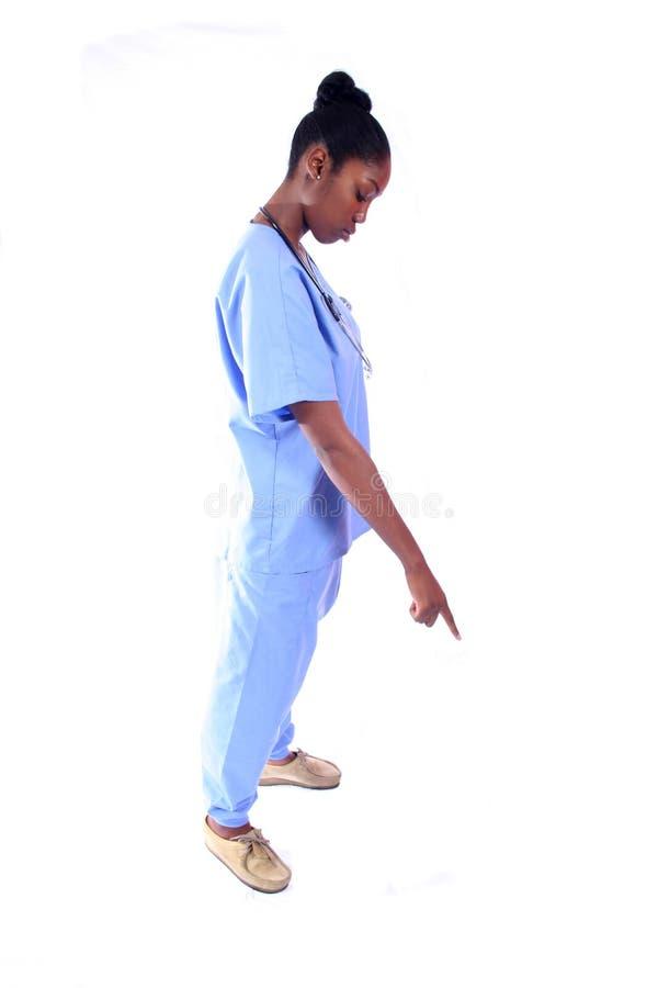 - Infirmière - docteur médical photographie stock