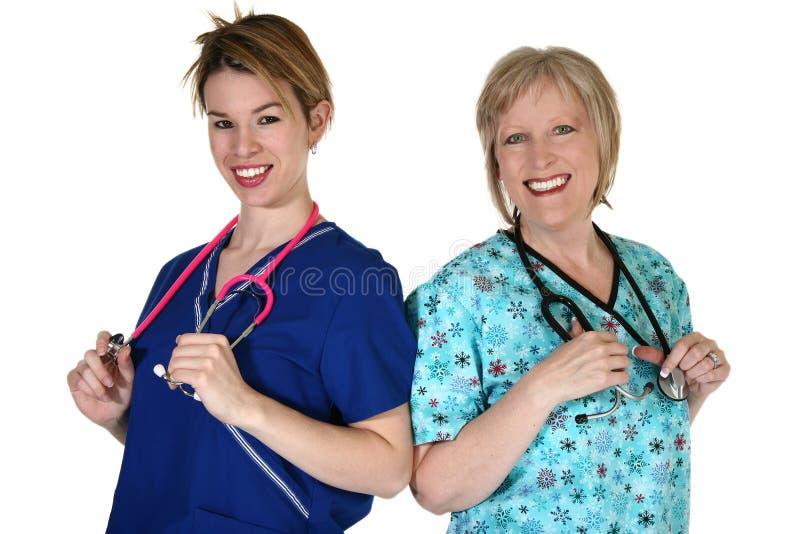 Infirmières photographie stock