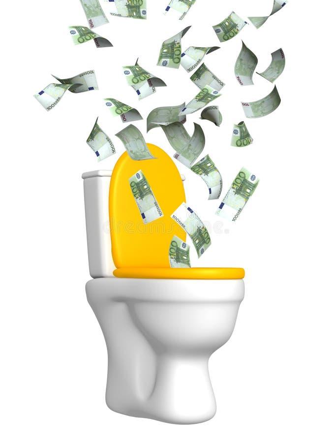 Inflação ilustração do vetor
