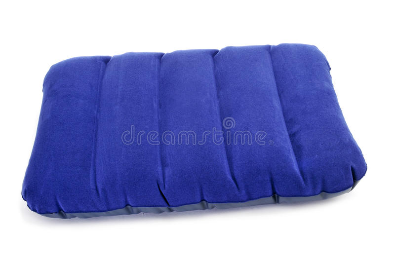 Inflatable pillow royalty free stock photography