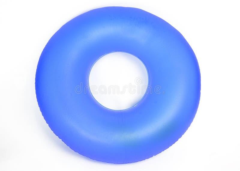 Inflatable Round Pool Tube stock photo