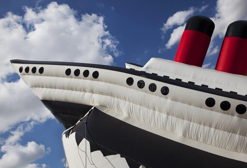 Inflatable Ship Stock Photos