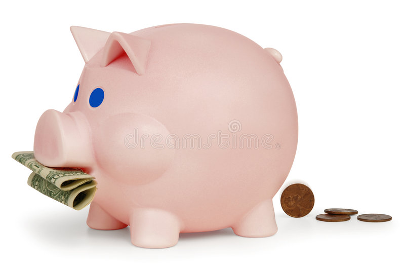 inflation royaltyfria bilder