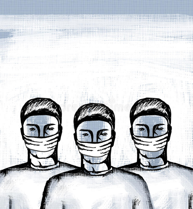 Download Influenza stock illustration. Image of medicine, colds - 11646914