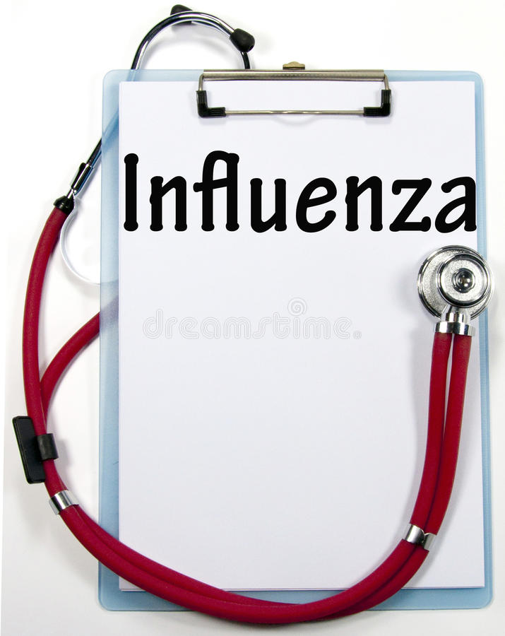 Download Influenza diagnosis sign stock illustration. Image of checkup - 28523290