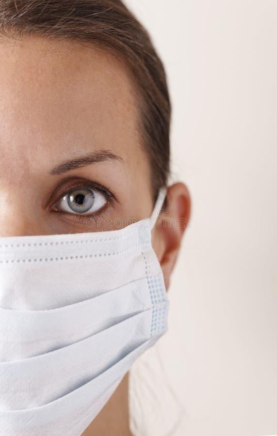Free Influenza Medical Mask Stock Photos - 11896163