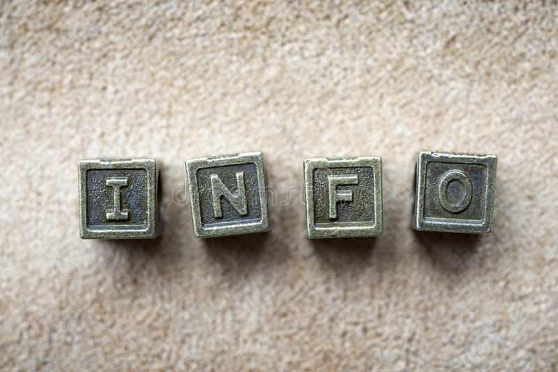 Download Info imagen de archivo. Imagen de hallazgo, información - 41904473