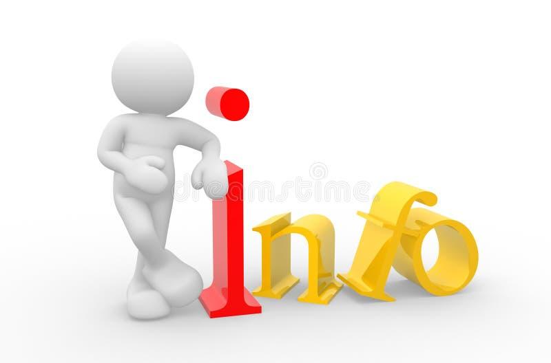 info royalty-vrije illustratie