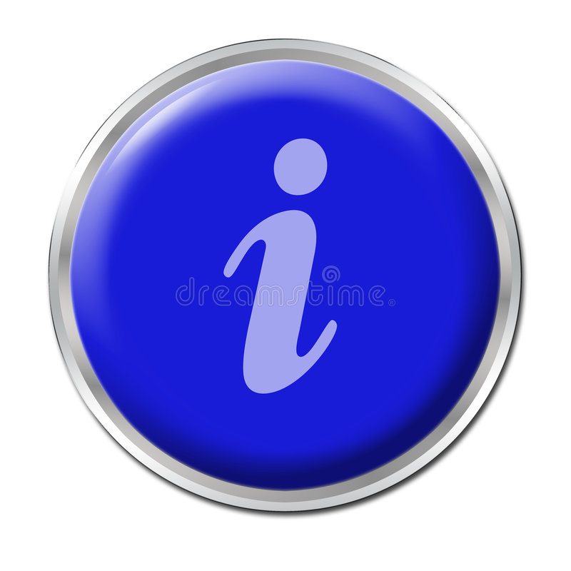 Free Info Button Royalty Free Stock Photography - 5751577