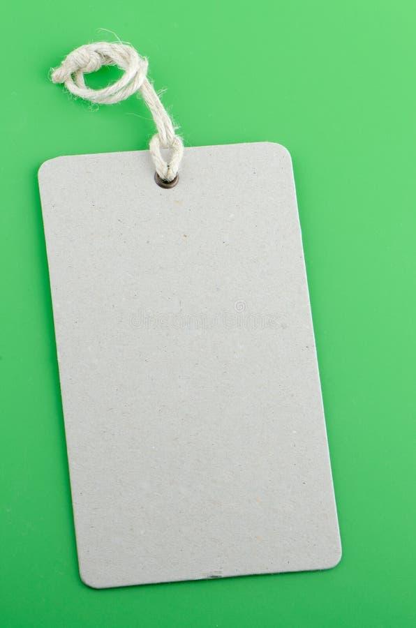 info etykietki produkt zdjęcie stock