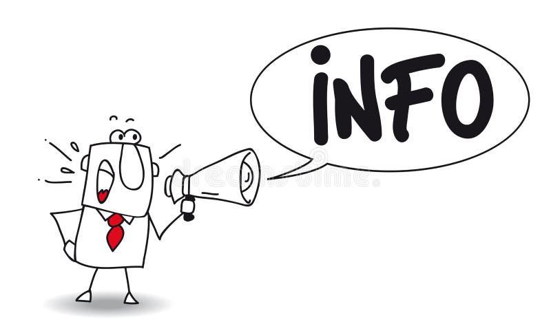 Info vector illustration