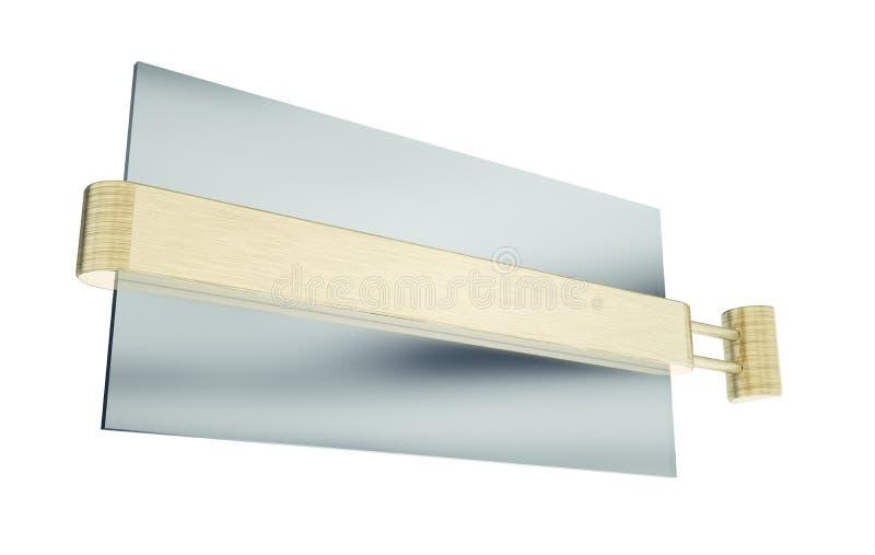 Download Info Panel Isolated 3d Model Stock Illustration - Illustration: 22942399