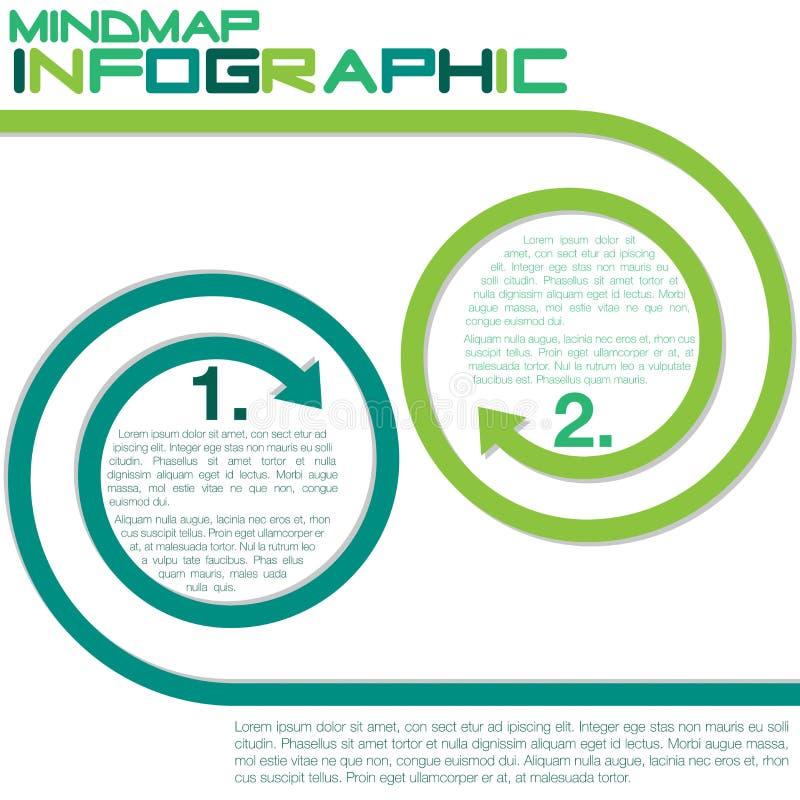 Infographic ilustração do vetor