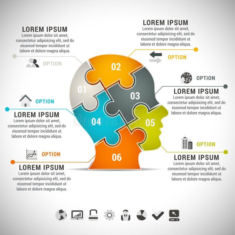 Infographic ελεύθερη απεικόνιση δικαιώματος