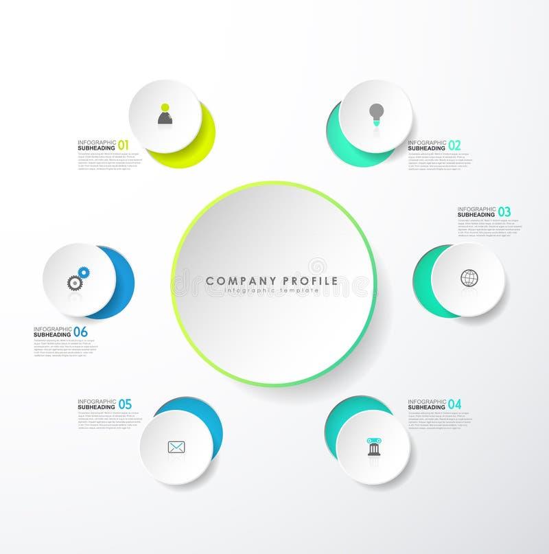 Infographic colorful milestones time line vector template. Infographic colorful milestones time line vector template with icons stock illustration