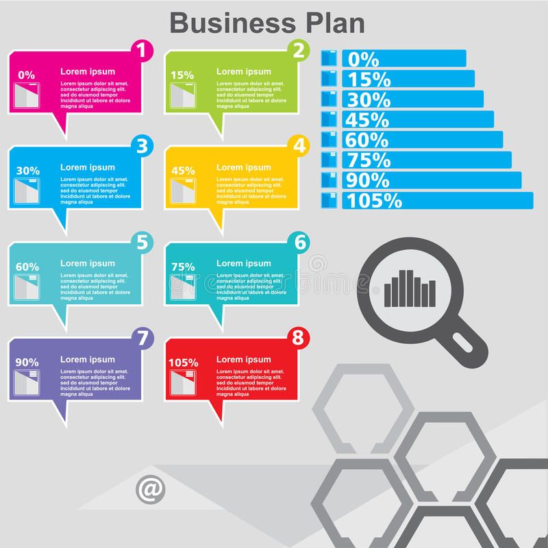 Infographic design template can be used for workflow layout, diagram, number options, web design. Infographic business concept wit vector illustration