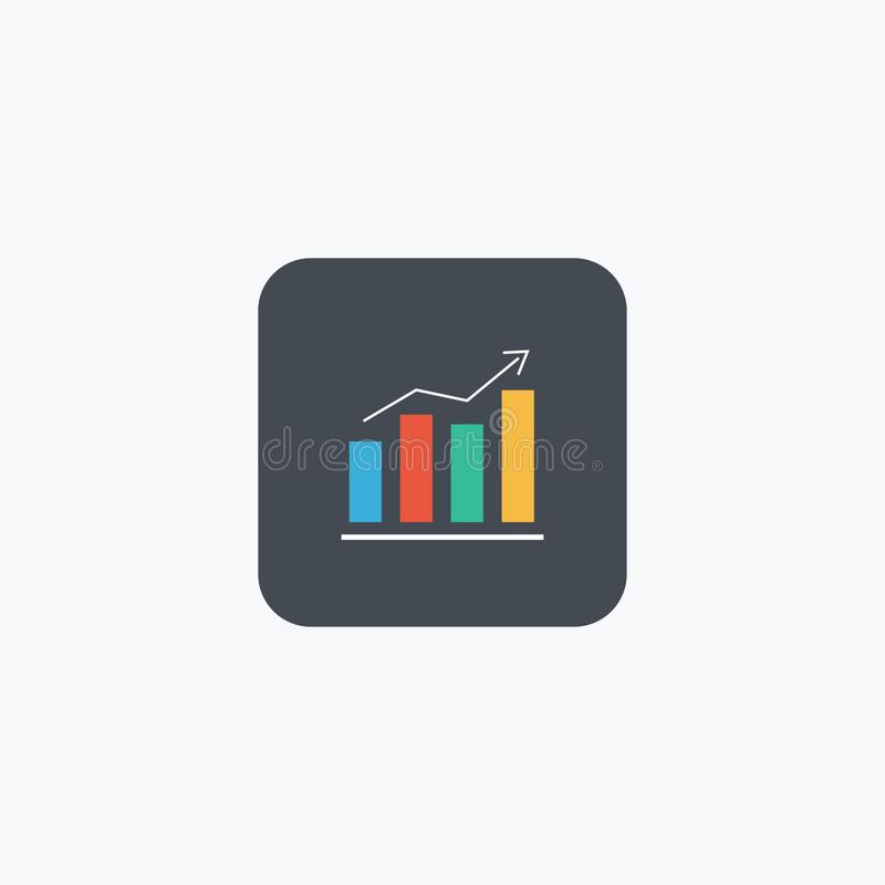 Infographic. Diagram. Icon. Logo. Vector illustration. EPS 10 stock illustration