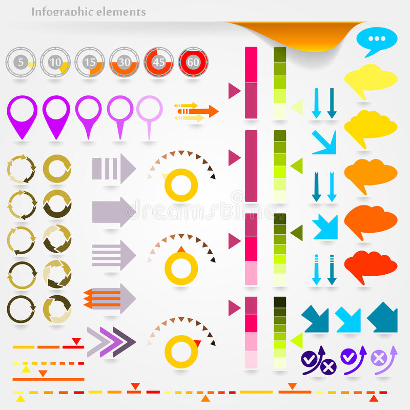 Download Infographic Elements Royalty Free Stock Photos - Image: 32511978
