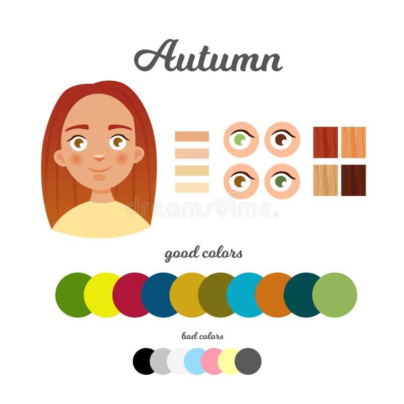 Infographic färg stock illustrationer