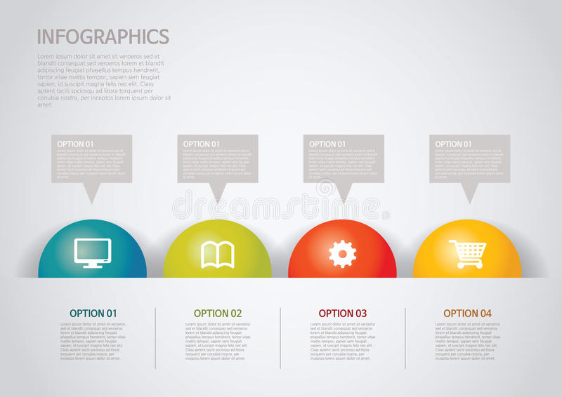 Infographic vector illustration