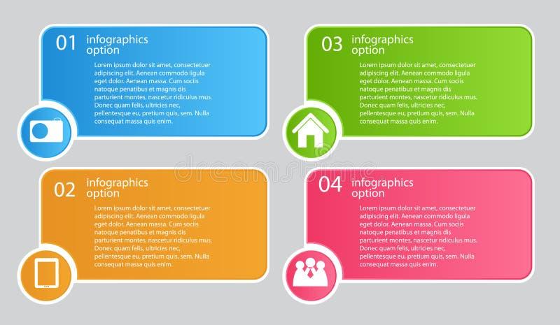 Download Infographic Szablonu Wektoru Biznesowa Ilustracja Ilustracja Wektor - Obraz: 31550748