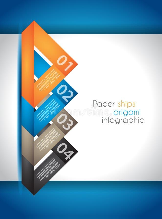 Download Infographic Template For Statistic Data Visualization Stock Illustration - Illustration of design, infochart: 29884236