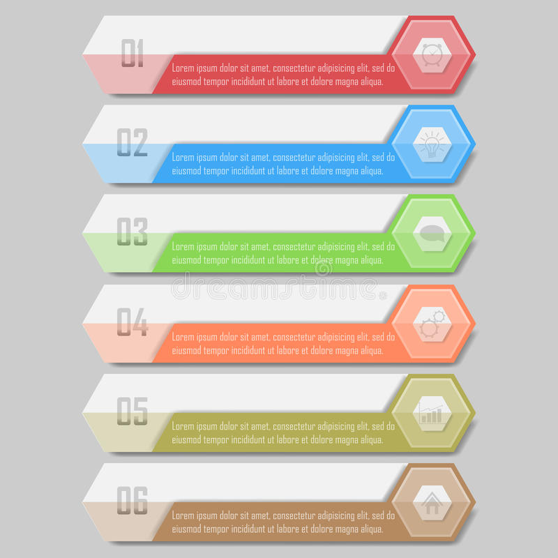 Infographic vector illustration. can be used for workflow layout, diagram, number options, web desig vector illustration